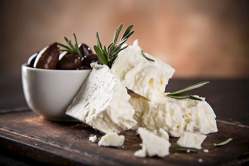 Learn how to make your own delicious Feta cheese.